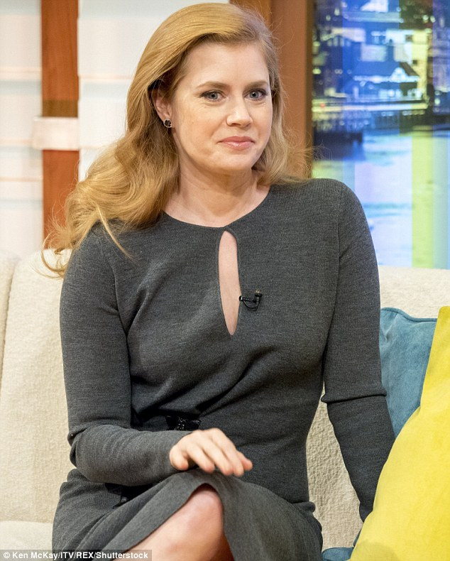 Great news: Amy Adams is sure to delight fans with confirmation that she'll be starring in a sequel to the much-loved Disney comedy