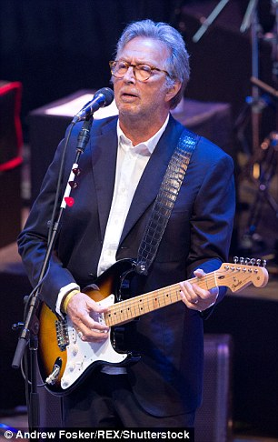 The track featured on Clapton's 2013 Unplugged album, prompting the $5 million lawsuit