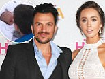 17 May 2016.\nLorraine's High Street Fashion Awards 2016 at the Grand Connaught Rooms, London. Peter Andre & Emily MacDonagh\nCredit: Andy Oliver/GoffPhotos.com   Ref: KGC-143\n