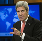 Secretary of State John Kerry speaks during a news conference at the State Department in Washington, Thursday, Jan. 5, 2017. (AP Photo/Cliff Owen)