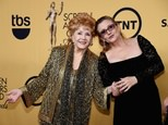 US media said a joint funeral servicewas being planned for Debbie Reynolds (L) and her daughter Carrie Fisher (R) at Forest Lawn Memorial Park in the Hollywood Hills ©Ethan Miller (Getty/AFP/File)