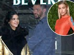 2.January.2017 - Beverly Hills, CA - USA **STRICTLY AVAILABLE FOR UK USE ONLY** ** EXCLUSIVE ALL ROUND PICTURES ** Beverly Hills, CA - Kendall Jenner and Hailey Baldwin continue their shopping spree with a stop at the Bugatti dealership in Beverly Hills. Kendall is seen chatting with NBA baller Chandler Parsons inside the dealership after she noticed Chandler taking a look at a the luxury cars in the showroom.  Kendall appeared to be quite smitten with the six foot nine baller, smiling and laughing over the good life.  Chandler recently just broke up with fellow model Toni Garrn, so he has a type.  Kendall has been linked on and off with Jordan Clarkson, what would Jordan think? **SHOT ON 1/2/17** BYLINE MUST READ : AKM-GSI-XPOSURE ***UK CLIENTS - PICTURES CONTAINING CHILDREN PLEASE PIXELATE FACE PRIOR TO PUBLICATION *** *UK CLIENTS MUST CALL PRIOR TO TV OR ONLINE USAGE PLEASE TELEPHONE 0208 344 2007*