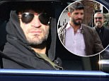 January 05, 2017: January 05, 2017  Fadi Fawaz, the partner of the late George Michael and the last person to see him alive, spotted at his London flat today (05/01/17) PICTURE: MATT/FAMEFLYNET.UK.COM  Non Exclusive Worldwide Rights Pictures by : FameFlynet UK © 2017 Tel : +44 (0)20 3551 5049 Email : info@fameflynet.uk.com