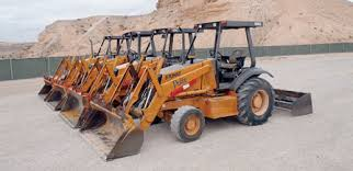 sell skip loaders and other equipment