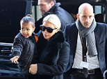 FILE PHOTOS: It is believed that Mickael Madar, who regularly drove Kim and husband Kanye West on their visits to Paris has today been arrested by French authorities in connection with the robbery of Kim Kardashian three months ago. Mickael Madar (bald head holding umbrella) is seen with Kim Kardashian in Paris in these undated file pictures.  10 January 2017. Please byline: Best Image/Vantagenews.com UK clients should be aware children's faces may need pixelating.
