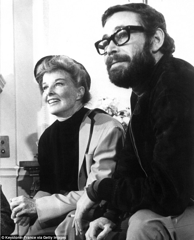 Acting in the film, The Lion in Winter in 1967, with Katharine Hepburn, the grand dame insisted on calling O'Toole 'pig'. But it was a love-hate relationship - concerned for his health, she bought him a bike and ordered him to cycle to and from the studio
