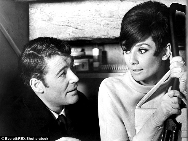 O'Toole got Audrey Hepburn drunk on the set of the film How to Steal A Million for the first and only time in her career