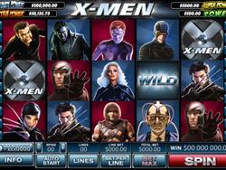 Marvel Comic Slots - The X-Men