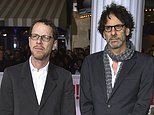 """FILE - This Feb. 1, 2016 file photo shows brothers Ethan Coen, left, and Joel Coen at the world premiere of """"Hail, Caesar!"""" in Los Angeles. The Coen brothers will make their first TV show, a miniseries series titled, ¿The Ballad of Buster Scruggs.¿ They will write and direct the project. (Photo by Jordan Strauss/Invision/AP, File)"""