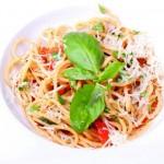 Паста с помидорами - полезно, вкусно и быстро