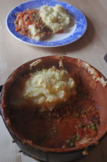 Lentil Cottage Pie Recipe