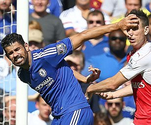 Chelsea striker Diego Costa handed three-match retrospective ban by the FA after clash