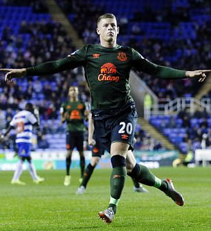 Reading 1-2 Everton: Gerard Deulofeu and Ross Barkley help Toffees come from behind for