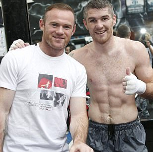 Wayne Rooney on Manchester United Fight Club: Stars crowded around TV in team hotel when