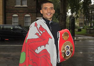 Lee Selby believes US jaunts will give him 'the edge' in Arizona for debut title defence