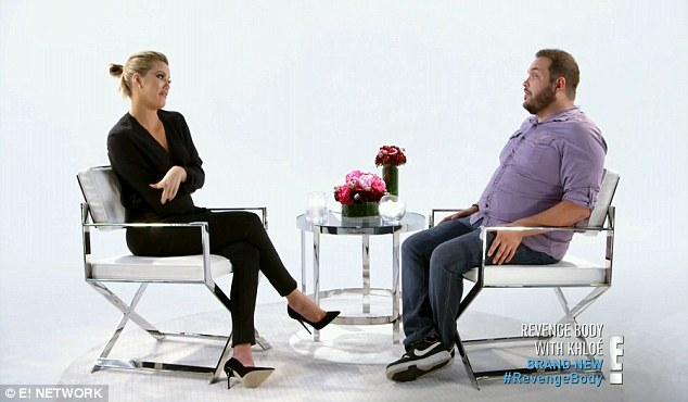 Strong motivation: Will Ontiveros told Khloe he wanted a revenge body due to his ex Kyle