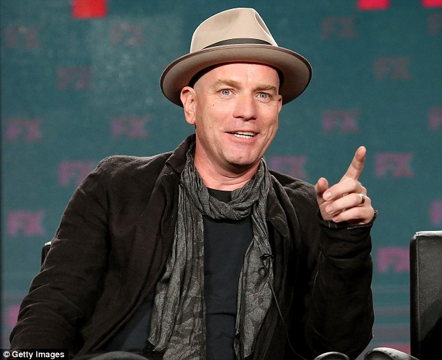 'It's very, very difficult': Ewan McGregor discussed his dual role on the upcoming third season of Fargo duringthe 2017 Television Critics Association Winter Press Tour panel on Thursday