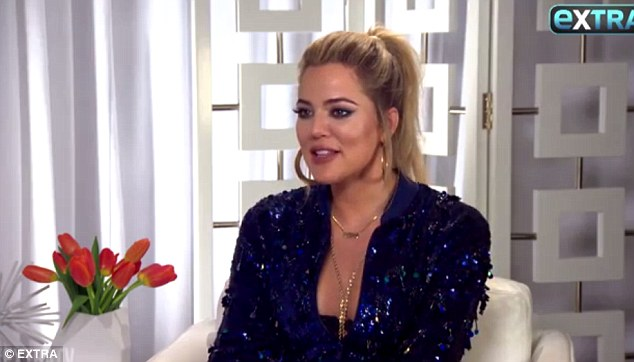 She's in love!Khloe Kardashian got real about her relationship, the unexpected tone of the upcoming season of Keeping Up With the Kardashians, and her new show, Revenge Body, in an interview published Thursday with Extra's Terri Seymour