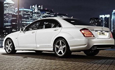 Mercedes-Benz S 350 CDI L