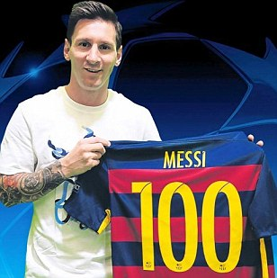 Barcelona ace Lionel Messi insists there is still more magic to come after making his