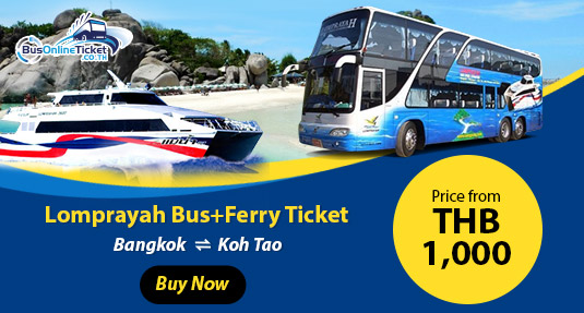 lomprayah-bus-ferry-ticket-bangkok-koh-tao