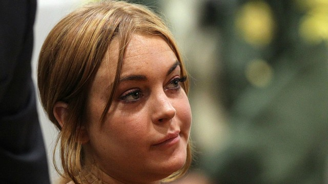 Lindsay Lohan may have made her worst life choice yet