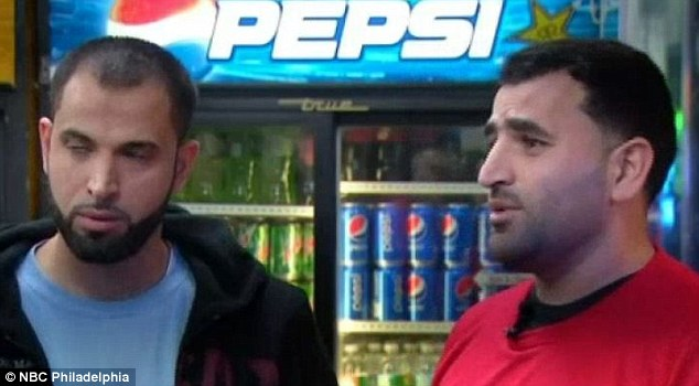 Khalil, 29 and Ayyad, 28, only got allowed on the Southwest plane after they called 911 to get help from police