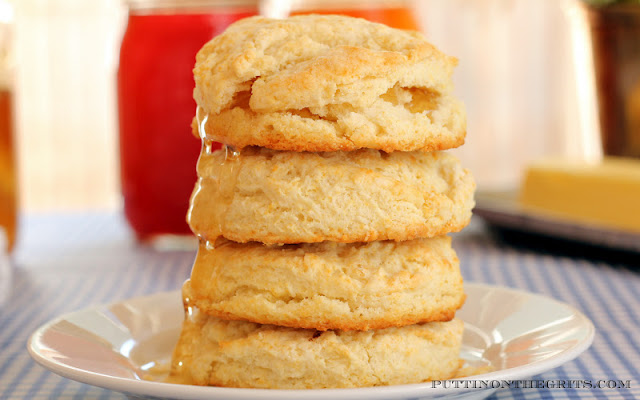 Butter Cream Biscuits