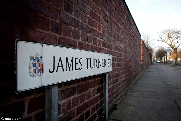 The jury was told that James Turner Street 'has gained a degree of publicity because there was a TV programme based on some of the residents who lived in that street'