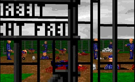 The violent, Nazi-killing game is being released just after Christmas