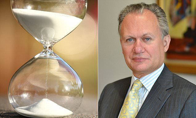 Old Mutual boss Richard Buxton on how to run an 'active' fund patiently