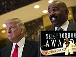 A week after receiving backlash for meeting with Donald Trump in Trump Towers on January 16, Steve Harvey has reportedly cancelled the widely popular Neighborhood Awards