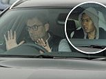 Jurgen Klopp pictured arriving at Melwood the day after Liverpool's loss to Southampton