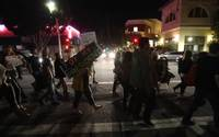 Hundreds protest Trump in San Luis Obispo: 'He doesn't represent us'