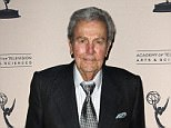 """NORTH HOLLYWOOD, CA - NOVEMBER 01:  Actor Mike Connors attends """"Primetime TV Crimefighters"""" at Leonard H. Goldenson Theatre on November 1, 2010 in North Hollywood, California.  (Photo by Jason LaVeris/FilmMagic)"""