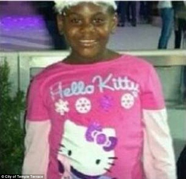 Police say a body found under a causeway is that of 9-year-old Felecia Williams, who was reported missing Friday afternoon