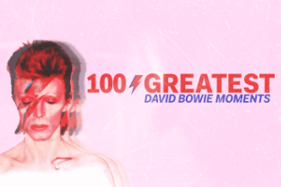 The 100 Greatest David Bowie Moments