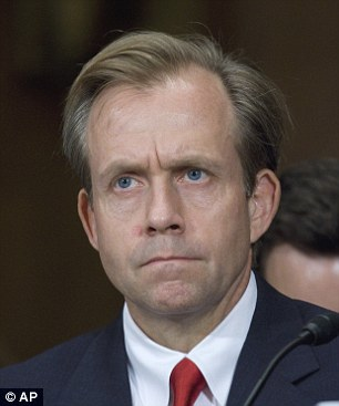 State's Lewis Lukens revealed in testimony that was released this week that he believed Clinton was only using her personal email to contact friends and family