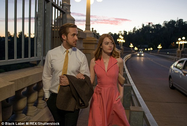 La La Land won a record seven awards at the Golden Globes on Sunday night and is quick-stepping its way to cinema history with 11 Bafta nominations and a clean sweep predicted at the Oscars next month