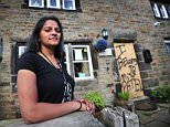 Rekha Patel, 43, spent £200,000 buying the dilapidated two-bedroom cottage in 2010 and turning it into her dream home
