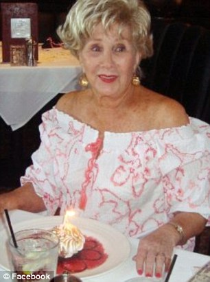 Alexa's grandmother, Marilou Colee, 88, filed a restraining order against the 23-year-old, saying that her granddaughter has spiraled out of control and has even broken into her California home in Mission Viejo