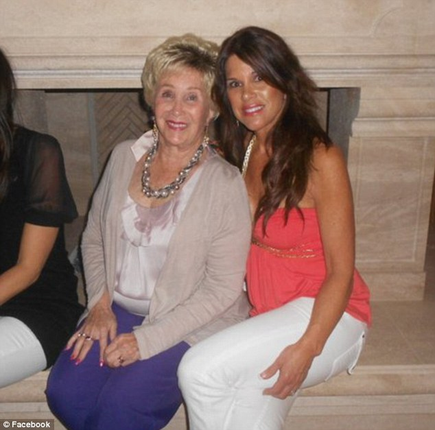 """'[Alexa] is sweet as can be, but she turned threatening, saying she hates my daughter. She's threatened to kill herself and asked Lynne things like """"Why did you have me?"""" Marilou, seen here with daughter Lynne, said"""