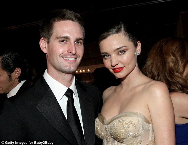 Miranda Kerr is set to  marry her fiance, Snapchat founder Evan Spiegel this year