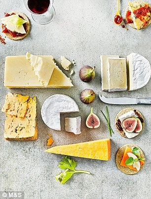 Taste of the British Isles Cheese Selection, £15.00