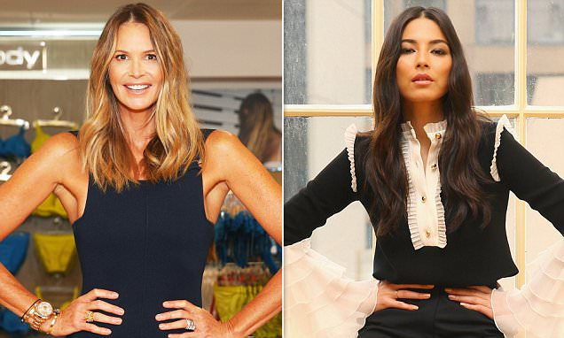 Jessica Gomes says Elle Macpherson is her role model