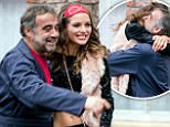 FROM ITV \nSTRICT EMBARGO - No Use Tuesday 31 January 2017\nCoronation Street \nMonday 6 February 2016 - 1st Ep\nSophie Webster [BROOKE VINCENT] arrives home from Miami and dragging Kevin Webster [MICHAEL LE VELL] outside, tells him sheís brought him a surprise. Kevinís thrilled when Rosie Webster [HELEN FLANNAGHAN] emerges from the taxi. As Rosie drags her vast amount of luggage into the house she talks nonstop nonsense. Kevin and Sophie are amused whilst Anna Windass [DEBBIE RUSH] wonders whatís hit her. \nPicture contact: david.crook@itv.com on 0161 952 6214\nPhotographer - Mark Bruce\nThis photograph is (C) ITV Plc and can only be reproduced for editorial purposes directly in connection with the programme or event mentioned above, or ITV plc. Once made available by ITV plc Picture Desk, this photograph can be reproduced once only up until the transmission [TX] date and no reproduction fee will be charged. Any subsequent usage may incur a fee. This photograph must not be manipulated
