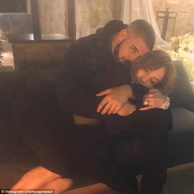 Another link: Lopez has been spending time with Drake, who has said many times he had a thing for Nicki