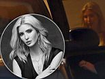 A somber-looking Ivanka Trump was pictured leaving her D.C. home as it was revealed on Thursday that Nordstrom Inc. will no longer sell her fashion line after a drop in sales likely due to women boycotting the range