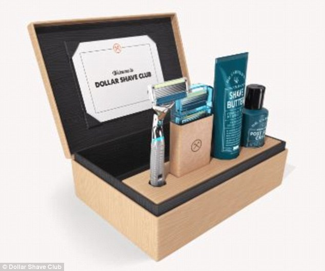 Clean up niceL Dollar Shave Club six-month subscription, $85, dollarshaveclub.com