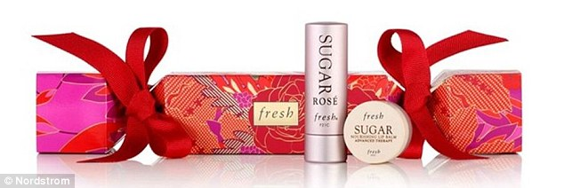 Lots of kisses: Fresh Sugar Lip Bliss Collection, $30, nordstrom.com
